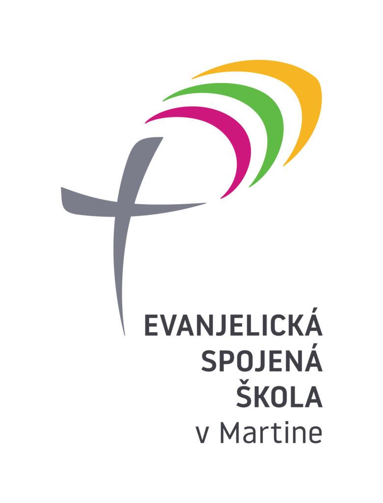 Logo ESŠ v Martine